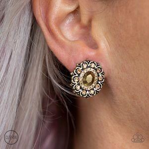 ❤️Flowering Dazzle Earrings